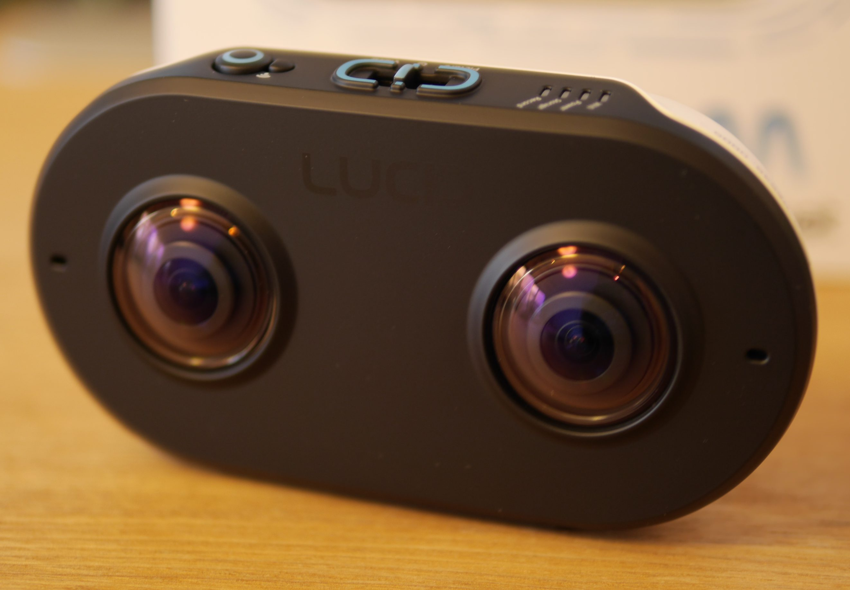 お手軽3DVRカメラ『LUCIDCAM』を開封から撮影まで写真つきでレビュー!!動画も公開!!
