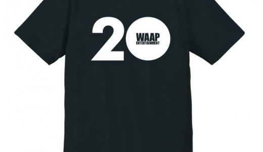 ぶっかけAVメーカーワープ20周年記念Tシャツ販売中